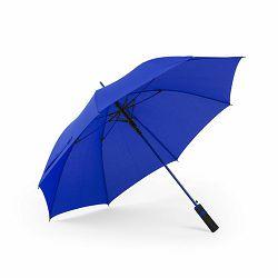 Promo kišobran Cladok automatski čvrst dizajn plavi m588819