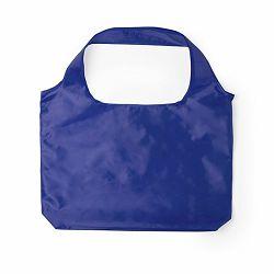 Promo vrećica Karent poliester preklopna plava m612319