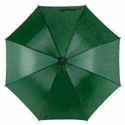 Promo kišobran Santy drveno tijelo i drška zeleni m921504