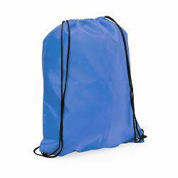 Promo vrećica Spook poliester s uzicama svijetlo plava m316421