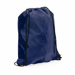 Promo vrećica Spook poliester s uzicama mornarska plava m316406