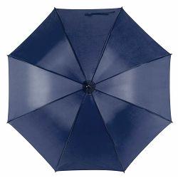 Promo kišobran Santy drveno tijelo i drška morsko plavi m921506