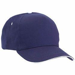Promo kapa Five 100% češljani pamuk mornarsko plava m328106