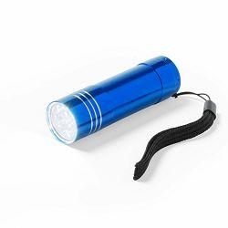 Promo svjetiljka ručna Conny aluminijska plava m533119