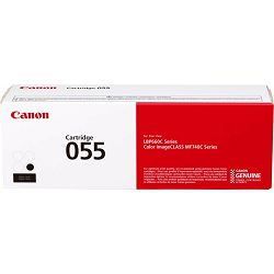 Toner Canon CRG-055bk LBP663CDW black 2,3K #3016C002AA
