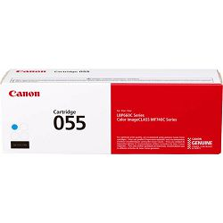 Toner Canon CRG-055c LBP663CDW cyan 2,1K #3015C002AA