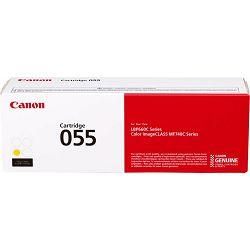 Toner Canon CRG-055y LBP663CDW yellow 2,1K #3013C002AA
