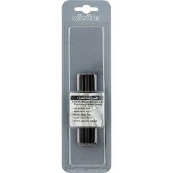 Umjetnički komprimirani ugljen Cretacolor soft, medium, hard 3 kom u blisteru 494 89