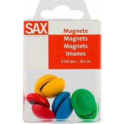 Magneti Sax 2cm 8/1 5-827-01