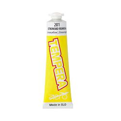 Boja tempera Aero 42ml tubica citron žuta 9220-0201