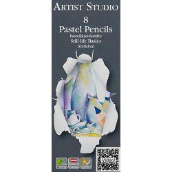 Umjetničke pastelne boje Cretacolor still life  8 kom u kartonskoj kutiji  475 08
