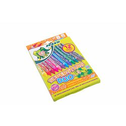 Flomasteri Jolly superstars duo 12 kom u kartonskoj kutiji 4425-0001