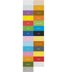 Papir Fabriano LR arancio 70x100 220g 46470108