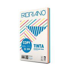 Papir Fabriano copy A4/160g mij. pastel 100L 62516021