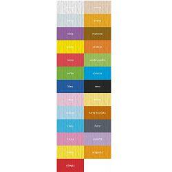 Papir Fabriano cartacrea arancio 35x50 220g 46435108