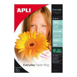 Papir photo Apli A6 10x15 everyday 180g 100L 11476