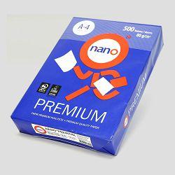 Papir fotokopirni A4 80 g/m2 Nano Premium
