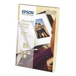 Papir Epson S042153 premium glossy photo paper 10x15 255g 40L