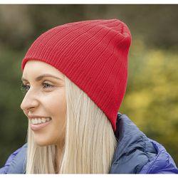 Kapa zimska Double Knit crvena!!