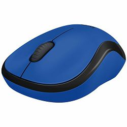 LOGITECH Wireless Mouse M220 SILENT - EMEA - BLUE