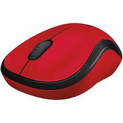 LOGITECH Wireless Mouse M220 SILENT - EMEA - RED