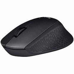 LOGITECH Wireless Mouse M330 SILENT PLUS - EMEA - BLACK