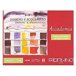 Blok Fabriano accademia 27x35 240g 100L 42402735