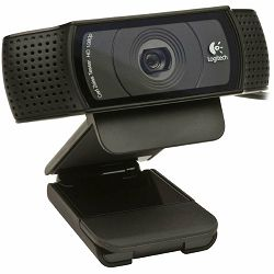 LOGITECH C920S Pro HD Webcam - USB - EMEA - DERIVATIVES