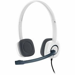 LOGITECH Stereo Headset H150 - CLOUD WHITE - ANALOG - EMEA