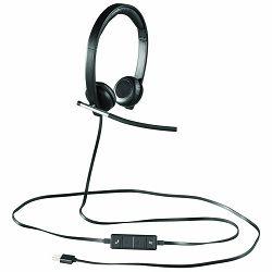 LOGITECH UC Corded Stereo USB Headset H650e - Business EMEA