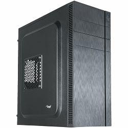 Case Micro ATX Akyga AK34BK 1x USB 3.0 black w/o PSU
