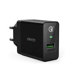 Anker PowerPort 1 With Quick Charge 3.0 Black