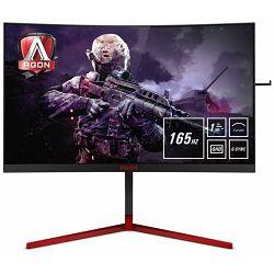 "AOC LCD 27"", QHD, TN, DP, HDMI,1ms"