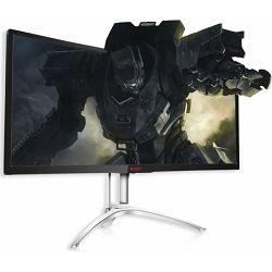"AOC LCD 35"", QHD, HDMI, DP, 4ms"