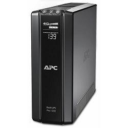 APC Back-UPS Pro 1500VA, 10x IEC C13, AVR LCD Interface