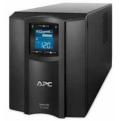 APC Smart-UPS C 1500VA 900W LCD 230V with SmartConnect