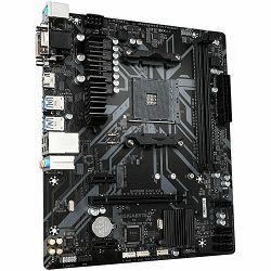 GIGABYTE Main Board Desktop AMD B450M S2H V2 (SAM4, 2xDDR4, 1xPCI-E3.0x16, 2xPCI-Ex1, 6xUSB3.1, 6xUSB2.0, 1xM.2, 4xSATA3, 1xM.2, Raid, HDMI, DVI-D, D-Sub, GLAN) mATX