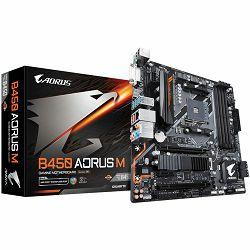 GIGABYTE Main Board Desktop B450 AORUS M