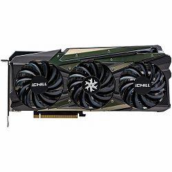 INNO3D Video Card NVIDIA GeForce RTX 3080Ti iChill X4, 12GB 384bit GDDR6X, 1710 / 19G, PCI-E 4, 3x DP, HDMI, 3 fan, 2 slot