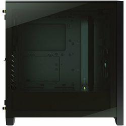 CORSAIR 4000D AIRFLOW Tempered Glass Mid-Tower ATX Case — Black