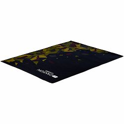 floor mats for gaming chair lower side:antislip basedurable polyester fabricSize: 100x130cmColor: Black+camouflage pattern