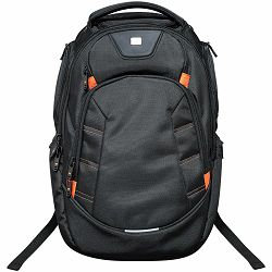 CANYON Backpack for 15.6 laptop, black (Material: 1680D Polyester)