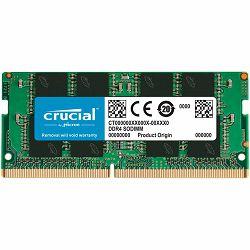 Crucial DRAM 16GB DDR4-3200 SODIMM, EAN: 649528903600