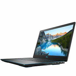DELL G3 3500 15.6in FHD(1920x1080)120Hz, Intel Core i5-10300H (8MB, 4.5 GHz, 4 cores), 8GB, 1TB + m.2 256GB PCIe, 4GB Nvidia GTX 1650, WiFi, BT, Cam, Mic, HDMI, USB 3.2 (PWS), 2x USB 2.0, RJ-45, SD CR