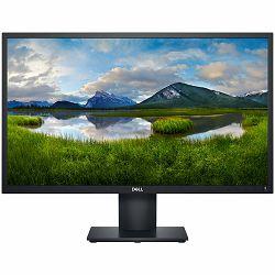 Monitor DELL E-series E2421HN 23.8in, 1920x1080, FHD, IPS Antiglare, 16:9, 1000:1, 250 cd/m2, 8ms/5ms, 178/178, HDMI, VGA, Tilt, 3Y