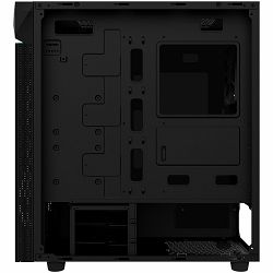 Chassis GIGABYTE C200 GLASS Midi Tower, ATX, 2xUSB3.0, RGB, Full-Size Black Tempered Glass Side Panel, Liquid Cooling Compatible, Dust Filter, 1x120mm Fan