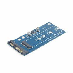"Gembird M.2 (NGFF) to Micro SATA 1.8"" SSD adapter card"
