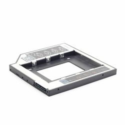 Gembird Slim mounting frame for 2.5'' drive to 5.25'' bay, for drive up to 9.5 mm