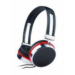 Gembird Stereo headphones, black color