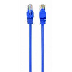 Gembird Cat6 UTP Patch cord, blue, 5m